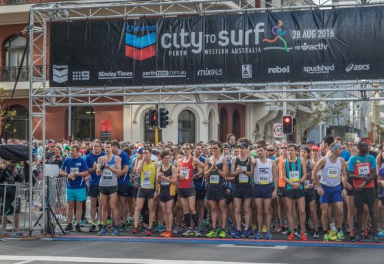 Chevron City to Surf for Activ 2016